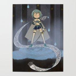 Sayaka Poster