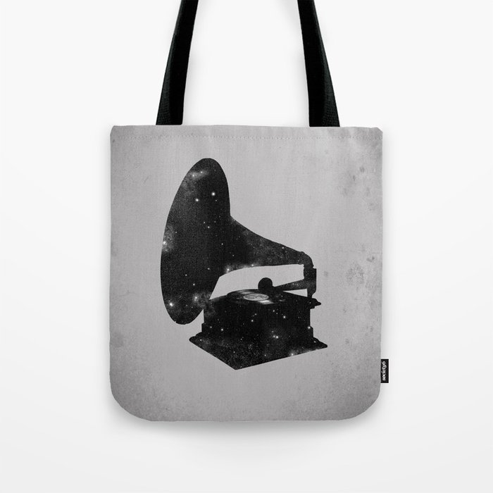 Galaxy Tunes Pt. 2 Tote Bag