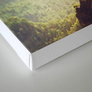 Long Way Down - Caldera de Taburiente - La Palma Canvas Print