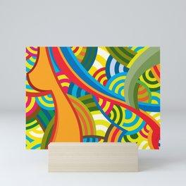 Admiration Mini Art Print