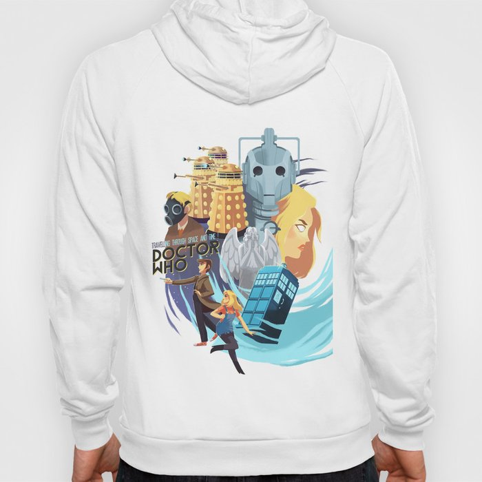 Doctor Who - Rose and the Doctor Hoody