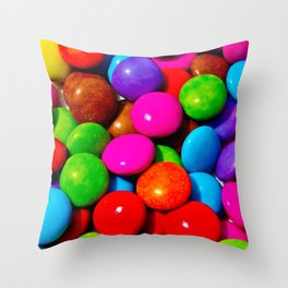 A Zero calorie Image Throw Pillow