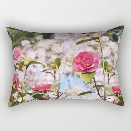 Up and coming Rectangular Pillow