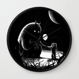 The Guest Wall Clock