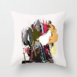 八岐乃 - YAMATANO Throw Pillow