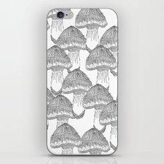Mushrooms Festival iPhone & iPod Skin