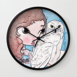 witch and the killers Wall Clock