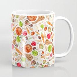 Fruit and Vegetables  Coffee Mug