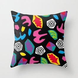 Eleven Romper Pattern Throw Pillow
