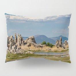 Mono Lake, California - III Pillow Sham