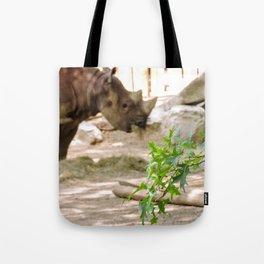 Rhino Munchies Tote Bag