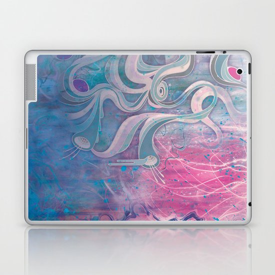 Electric Dreams Laptop & iPad Skin
