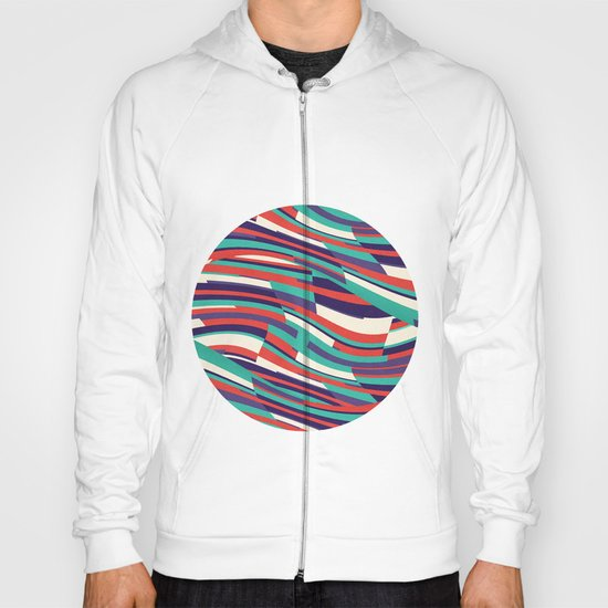 Respect Lines Hoody