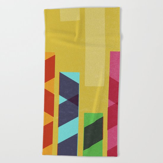 Ballet Beach Towel
