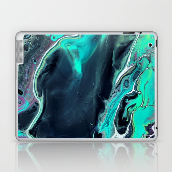 Caribbean Trance Laptop & iPad Skin