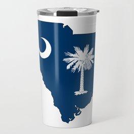 South Carolina Travel Mug
