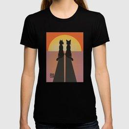 Watch the sunset T-shirt