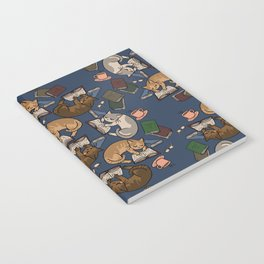 Book Cats Notebook