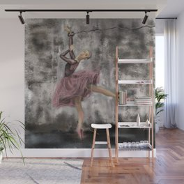 Freedom of art Wall Mural