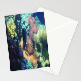 Dream under the sea Stationery Cards