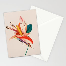Hybrid Flower III Stationery Cards