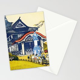 Earthquake Disaster Memorial Hall - Digital Remastered Edition Stationery Cards