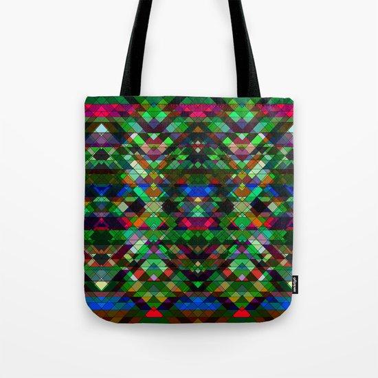 Triangle affair Tote Bag