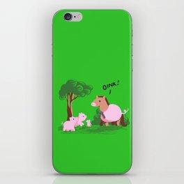 Pig? iPhone Skin