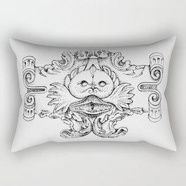 The Fronteira's Monster Rectangular Pillow