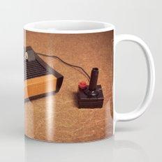 I dreamt in pixels that night. Mug
