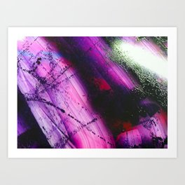Paint II Art Print