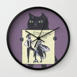 Rumours Wall Clock