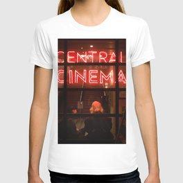Central Cinema T-shirt
