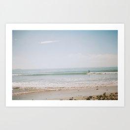 Santa Barbara  Art Print