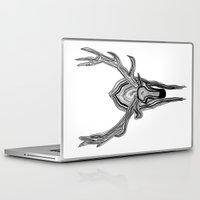 elk Laptop & iPad Skins featuring Elk by Michael Arras