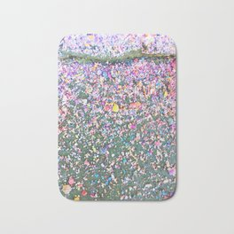 Confetti Chalk Dust Rainbow Bath Mat