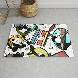 Panda Mix Rug