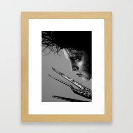 + Scar Tissue + Framed Art Print