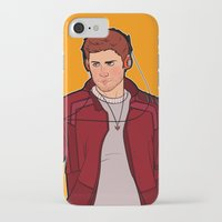 star lord iPhone & iPod Cases featuring Star-Lord Dean by rdjpwns
