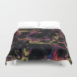 Poison Duvet Cover