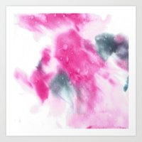 Abstract #51 Art Print