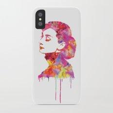 Audrey Slim Case iPhone X