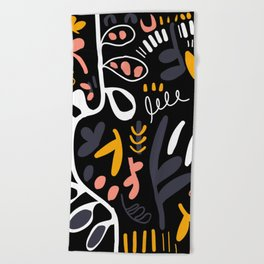 Up At Dawn Beach Towel