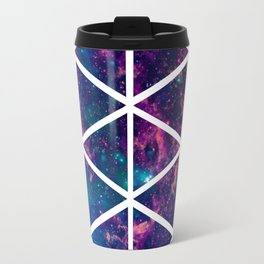 GALAXY TRIANGLES Travel Mug