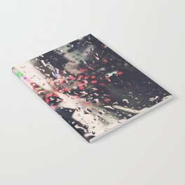 Rain in NYC Notebook