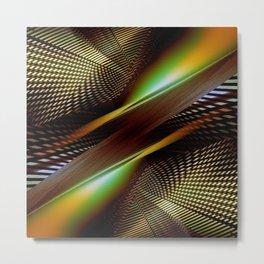 Dynamism Metal Print