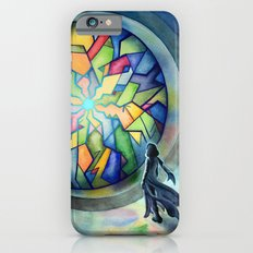 The Gate of Many Panes Slim Case iPhone 6s