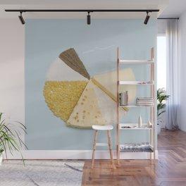 Mac n' Cheese Statistics Wall Mural