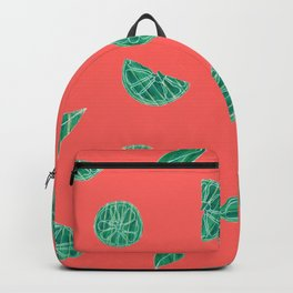 Tropicana Coral Backpack