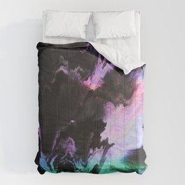 Effort to breathe Comforters
